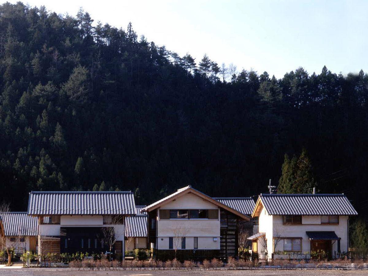 東津野村船戸団地
