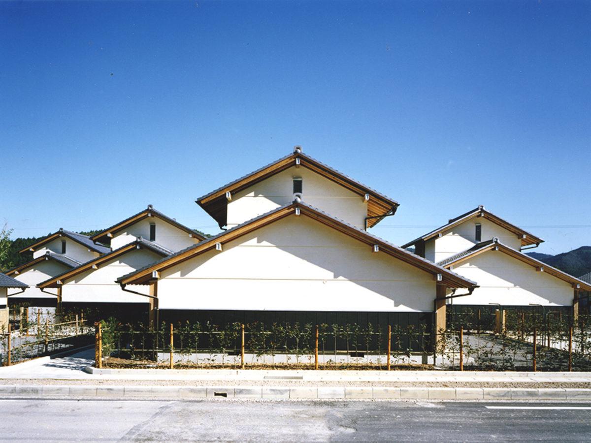 佐川町町営住宅